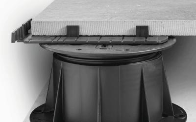 Buzon i supporti per pavimenti sopraelevati esterni