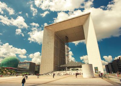 Arco della Defense Parigi - Francia