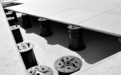 Pavimenti flottanti per terrazze