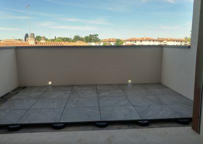 terrazze e balconi con piedini buzon